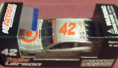 BRAND NEW, 1/64 ACTION 2014 CHEVY SS, #42, TARGET SILVER, KYLE LARSON