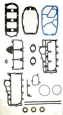 WSM Yamaha 40-50 Hp 95/' /& Up Power Head Gasket Kit 500-316 OEM 63D-W0001-00-00