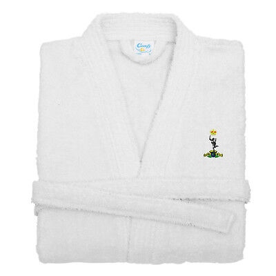 Royal Signals Regiment Embroidered Dressing Gown