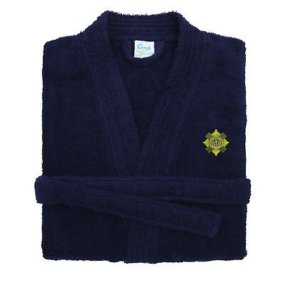 Scots Guards Embroidered Dressing Gown
