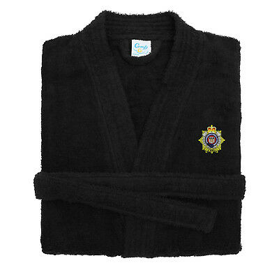 Royal Logistic Corps Embroidered Dressing Gown