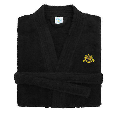 South Nottingham Hussars Embroidered Dressing Gown