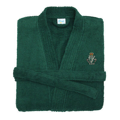 North Irish Horse Embroidered Dressing Gown