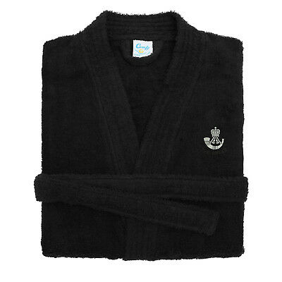 The Rifles Regiment Embroidered Dressing Gown