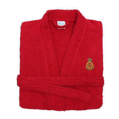 Military Academy Sandhurst Embroidered Dressing Gown