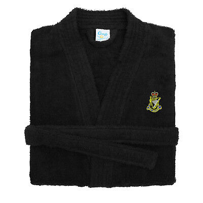 Royal Ulster Rifles Embroidered Dressing Gown