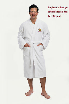 Honourable Artillery Company Embroidered Dressing Gown