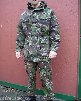 British Army Soldier 95 DPM Smock Combat Jacket with hood