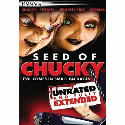 NEW !! Seed of Chucky DVD movie in wide screen