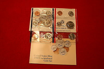 MINT SETS SPECIAL (1988 MINT SET) LOW COMBINED SHIPPING