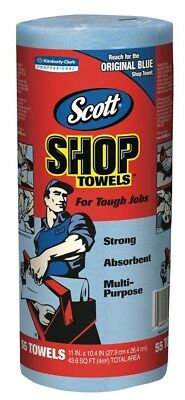 Scott Garage Shop Towels Absorbent Cleaning Cloths Car Tools Spills Workshop