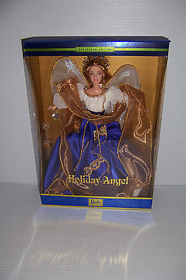 2000 Holiday Angel Barbie doll Collector Edition Mattel 28080 NRFB!