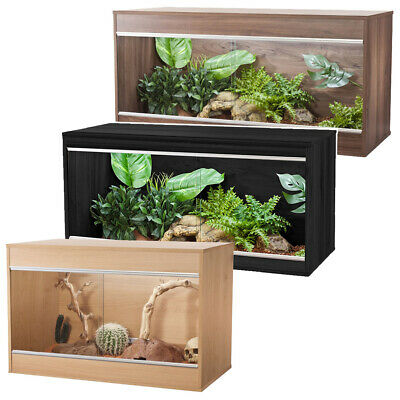 Vivexotic Viva Repti Home Wooden Vivarium Reptile Snake Lizard Viv Housing