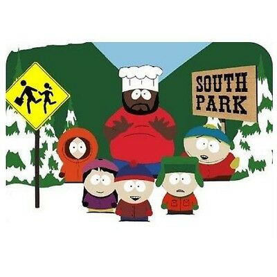 South Park Kids & Chef Picture Mouse Mat
