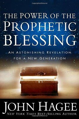 NEW The Power of the Prophetic Blessing (Hardcover)