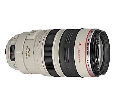 Canon EF 100-400mm f4.5-5.6L IS USM Telephoto Zoom Lens for Canon SLR Cam  NEW