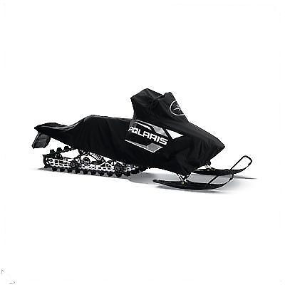 2880365 Polaris AXYS Switchback Snowmobile Canvas Cover - Black