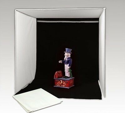 LED Photography Photo Tent Dome Cube Table Top 30in Lights Metal Body Construction Steve Kaeser Photographic Lighting