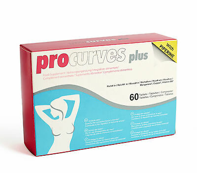 PROCURVES PLUS Tablets for breast enlargement and breast tightening Original Wow