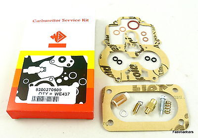Weber 28/36 Dcd 36 Dcd Carb/ Carburettor Service Kit We437