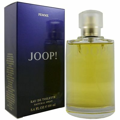 Joop Femme 100 ml Eau de Toilette Spray EDT