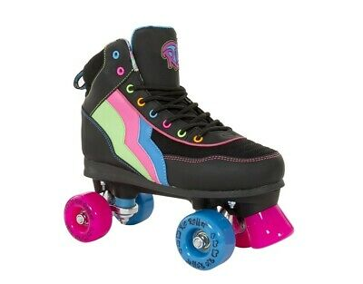 SFR Rio Roller Passion Kids/Adult Quad Roller Skates *** + Free Carry Strap ***