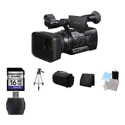 Sony PXW-X180 Full HD XDCAM Handheld Camcorder 16GB Package