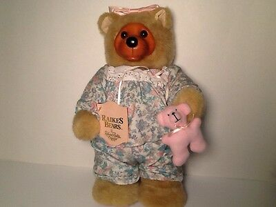 Robert Raikes Courtney Teddy Bear Toys Childrens Kids 6961/10000