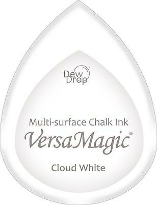 Stempelkissen Kreide D.Drop Versa Magic Chalk Ink cloud white