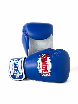 Sandee Kids Authentic Blue Boxing Gloves Kids Boxing Gloves