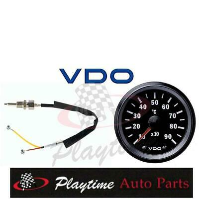 VDO Pyro Pyrometer EGT Exhaust Gas Temperature Gauge & Thermocouple Kit
