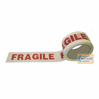 48mm x 66m Fragile bande scotch PAQUET EMBALLAGE adhésif emballage
