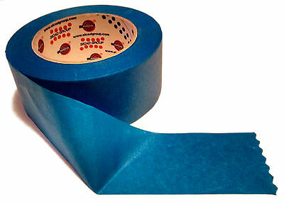 3D Printer Blue Tape - 50mm wide - 50m -  Reprap bed  tape, painters masking