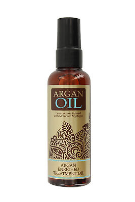 Truzone Argan Oil Infused With Moroccan Mystique 100ml