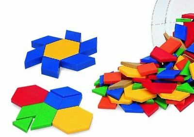 Pattern Blocks Pk50 Maths 2d shapes, Maths, Paterns, symmetry and more