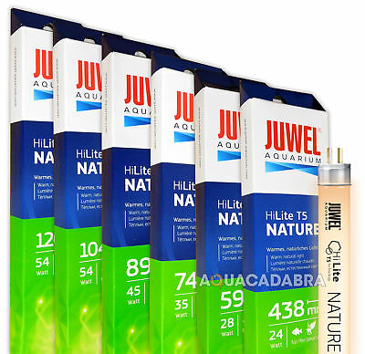 Juwel Hi Lite T5 Nature High Light Tube Bulb Lighting Fish Tank Aquarium