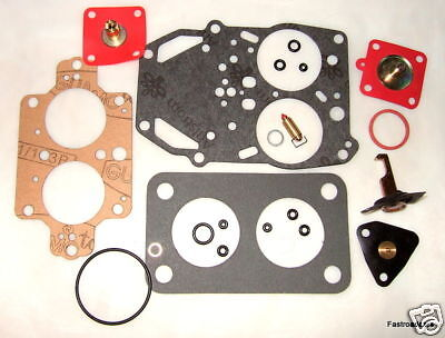 Solex 35 Eeit Carb/Carburettor Service Kit Ford 2.3 V6 Cologne