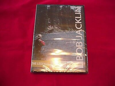 Fly Casting with Bob Jacklin DVD GREAT  NEW