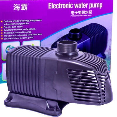 Biopro Aquarium Fish Submersible Aqua Fountain Pond Marine Water Pump 10000lph