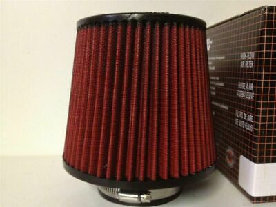"""k&n style pod filter 4 inch neck 6""""long tapered high performance(non genuine)"""