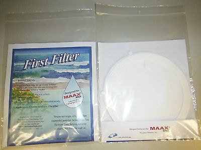 COLEMAN FIRST FILTER MAAX SPA (1994-2011) - 2 PACK - FREE EXPEDITED SHIPPING
