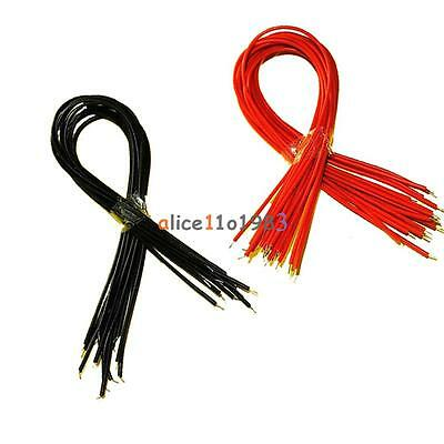 40PCS Double-head Soldering Tin Wire, Length 15cm, 2 Colors, Each 20,NEW