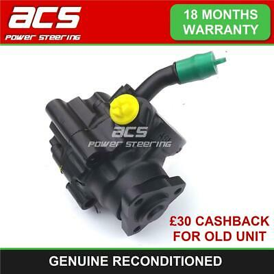 Land Rover Defender Td5 1998 To 2005 Genuine Reconditioned Power Steering Pump