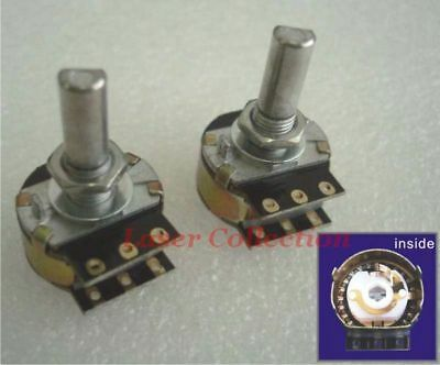 *2 pcs* of DACT Type 21 Stepped Attenuator 100K 2A3 D*