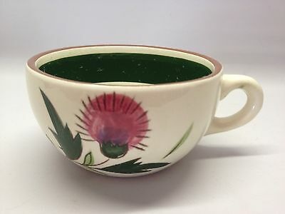 Vintage Stangl Pottery Tea/Coffee Cup Thistle Pattern-Trenton New Jersey USA