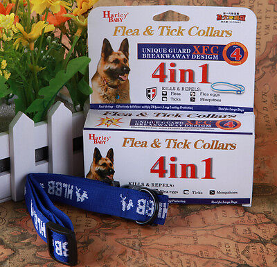 Ke Uk For Large Dogs 4 Month Anti Fleas & Ticks & Mosquitoes Dog Collar