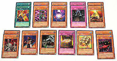 YuGiOh! Yu-Gi-Oh! Lot of 18 RARE Cards PGD Paharonic Guardian Unlimited NM LIST