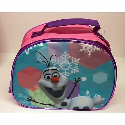 Disney Frozen Olaf Insulated Lunch Bag New Official