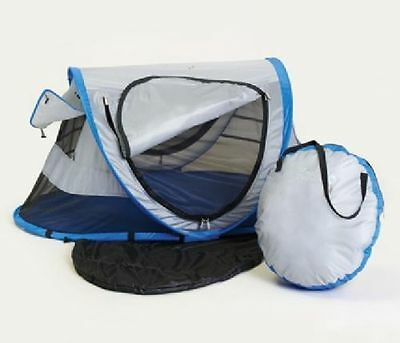 2013 Kidco PeaPod Plus Portable Child Travel Bed Tent - Twilight w/ Carry Case
