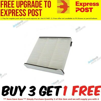 Cabin Air Filter Oct|2009 - on - For MITSUBISHI TRITON - MN Turbo Diesel 4 2.